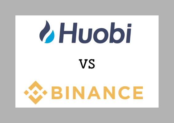 Huobi(HT) vs Binance(BNB) 勝者はどっちだ!