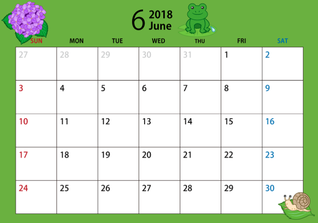 2018年6月 仮想通貨イベント 注目銘柄