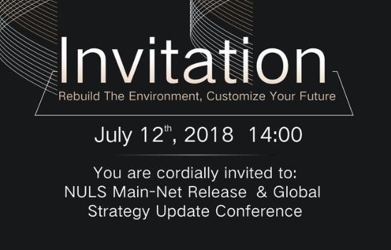 Nuls (ナルス)仮想通貨イベント
